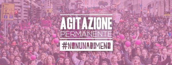 Non Una Di Meno: l'8 marzo noi scioperiamo!