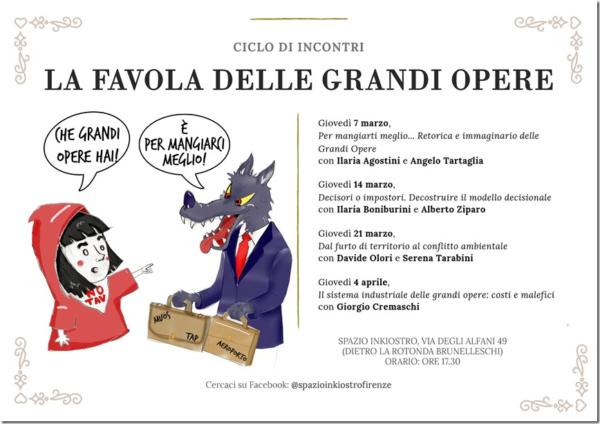 Giorgio Cremaschi il 4 aprile chiude il ciclo La favola delle Grandi Opere