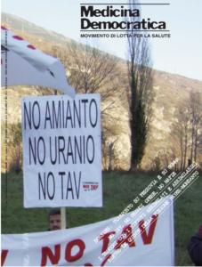 Sul TAV Torino-Lione nessun interesse per salute e ambiente