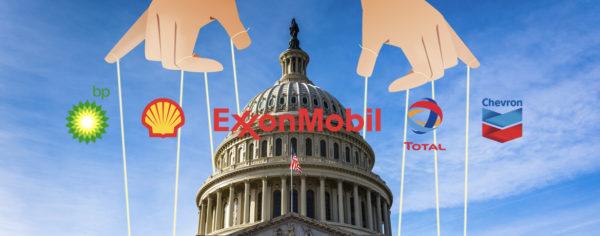 Le 5 più grosse multinazionali petrolifere hanno speso 1 miliardo di dollari per bloccare le politiche climatiche