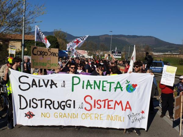L'ecologia anticapitalista e le marce di primavera