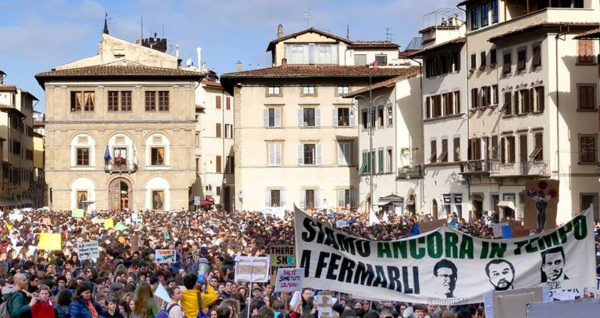 Elezioni a Firenze, chi sostiene in concreto le idee dei Fridays For Future e chi no
