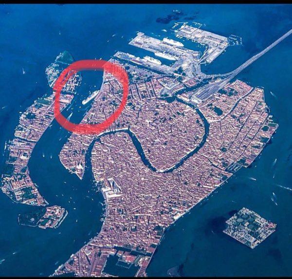 A Venezia l'8 giugno per dire NO alle grandi navi