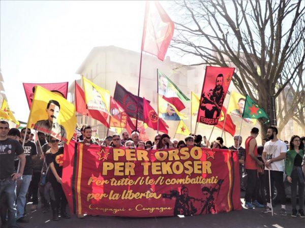 Lorenzo Orso Tekoser, partigiano fiorentino, torna a casa