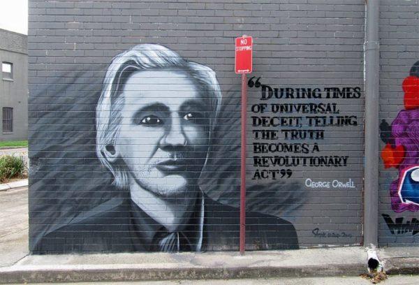 Appello a Mattarella per la liberazione di Julian Assange
