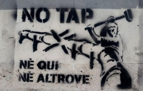 Gasdotto TAP in Italia. NO TAP né qui né altrove / 2
