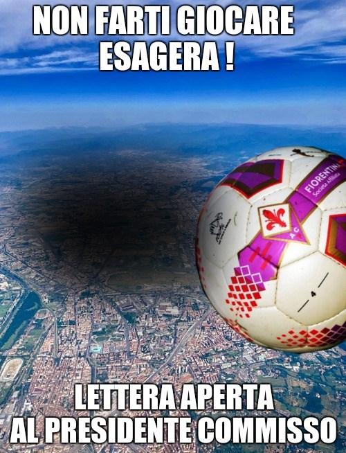 """""""Dear Rocco Commisso... Esagera!"""" I Comitati della Piana scrivono al presidente della Fiorentina"""