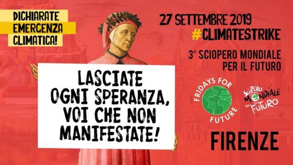 27 settembre, Sciopero mondiale per il Clima