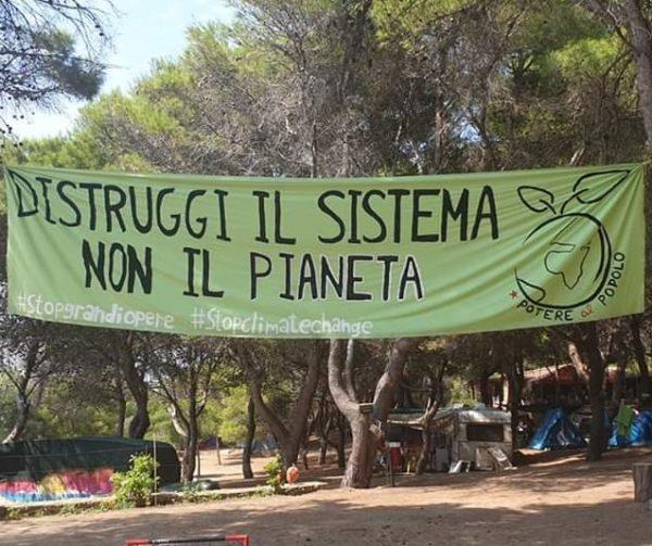 Giustizia ambientale: l'impegno di Potere al Popolo!
