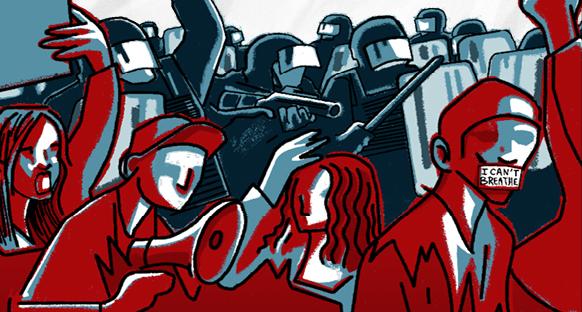 Informazione, abusi e repressione, il 22 se ne parla a Firenze con avvocati e giornalisti