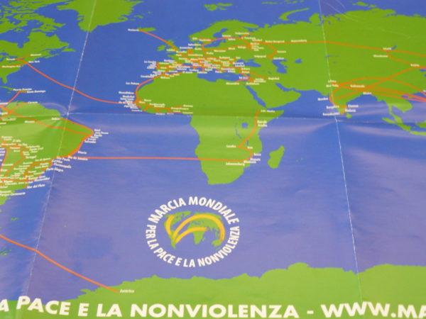 Anche in Toscana la Seconda Marcia Mondiale per la Pace e la Nonviolenza