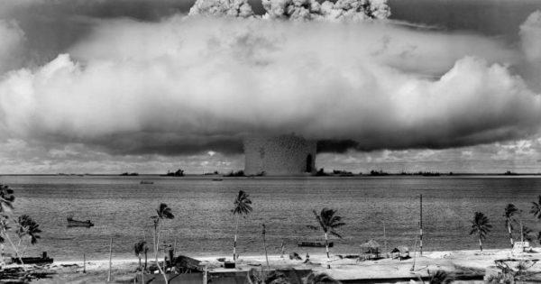Le armi nucleari e il cambiamento climatico