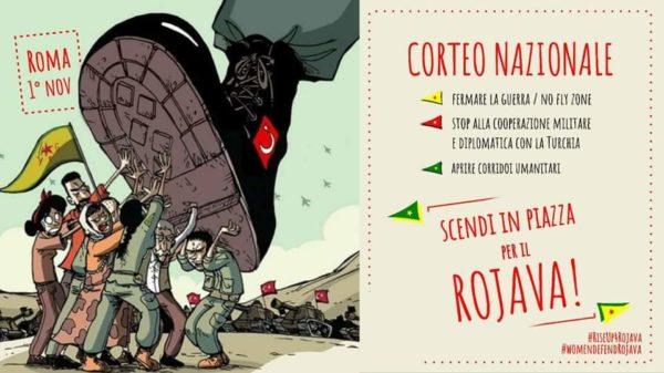 Rojava, cosa stiamo difendendo?