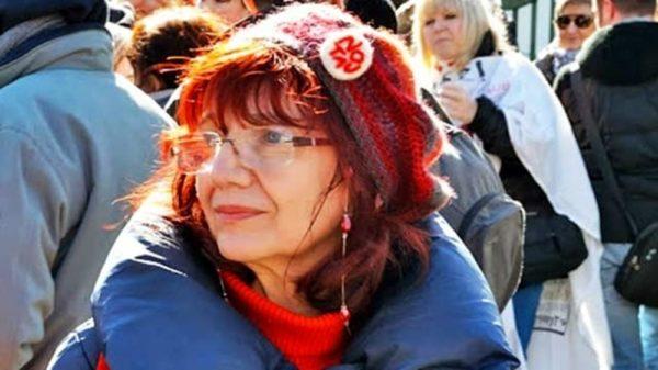 Nicoletta Dosio è a casa, una lettera sul carcere