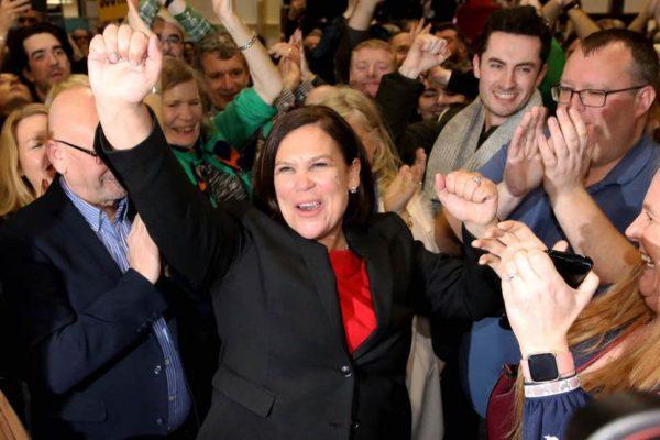 Tornado Sinn Féin, la svolta a sinistra dell'Irlanda