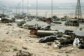 La guerra del Golfo. Lo sterminio del 26 febbraio 1991