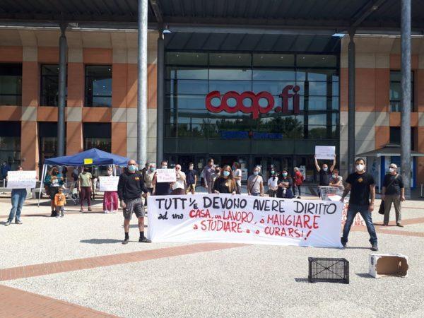 CPA-Firenze Sud: raccolta alimentare pratica di solidarietà non assistenzialismo