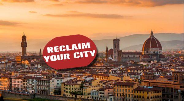 """Firenze: per non """"rinascere"""" male. Progetti di riconquista popolare della città"""