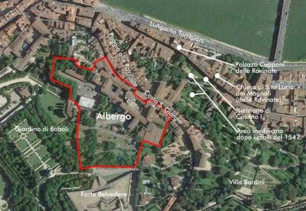 """Firenze: lasciamo in pace Costa San Giorgio, l'instabile collina delle """"Rovinate"""""""