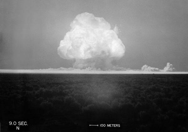 16 luglio 1945, Trinity Test: 75 anni fa iniziò la funesta Era Nucleare