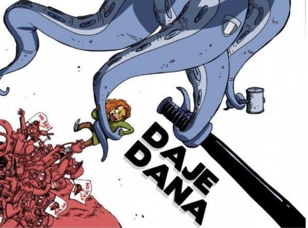 Dana e non solo: il tentativo di spegnere l'opposizione sociale