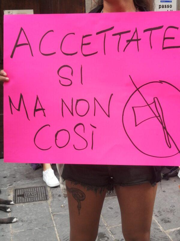 A Firenze la Magnifica Occupata Casa delle Donne continua a vivere