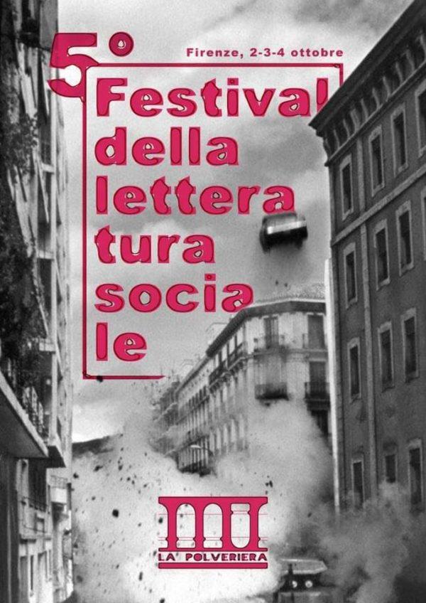 5* Festival della letteratura sociale alla Polveriera