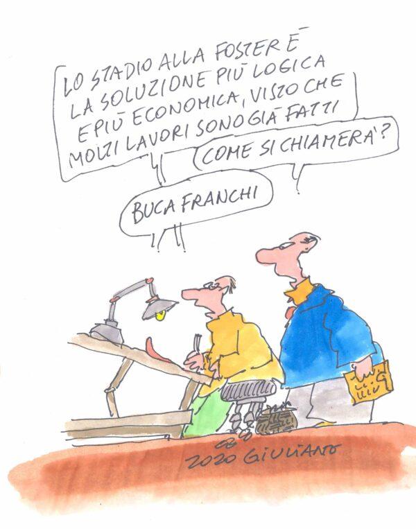 TAV: fake news eGrey Old Dealal comando in Toscana?