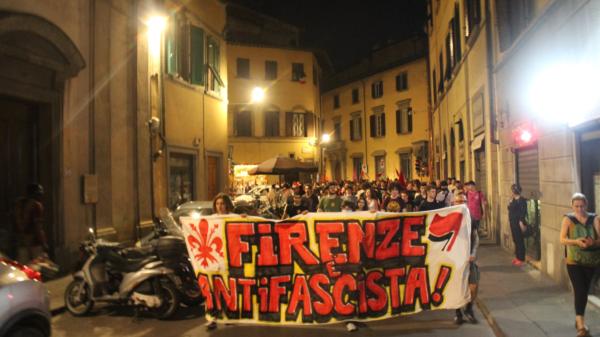 Firenze: 45mila buoni motivi per essere antifascisti/e