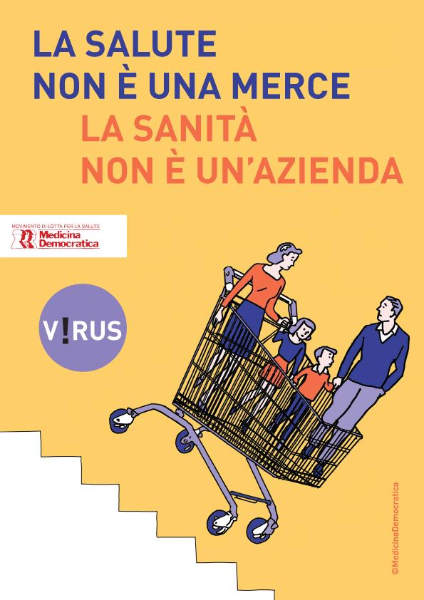 La sanità lombarda va commissariata e la riforma Maroni abrogata: cordone sanitario il 7 novembre a Milano