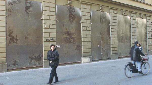 Crisi, quando la serrata dei commercianti fiorentini rinunciò a fare i conti col liberismo