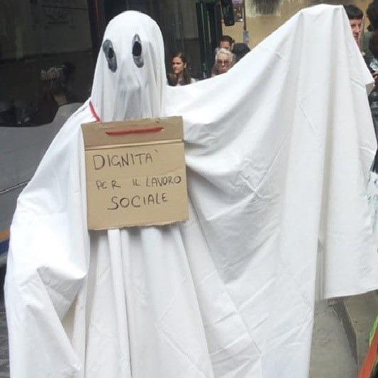 13 novembre sciopero nazionale del lavoro sociale: a Firenze presidio ore 10.30