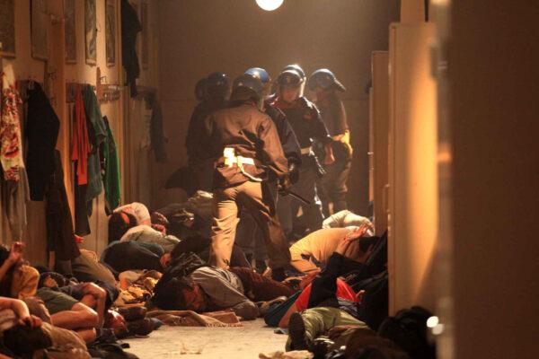 Genova 2001: l'ultima offesa