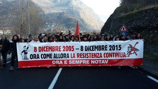 8 dicembre 2020: 15 anni dalla liberazione di Venaus