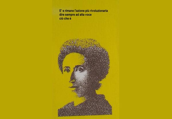 Rosa Luxemburg: La nascita del Redentore