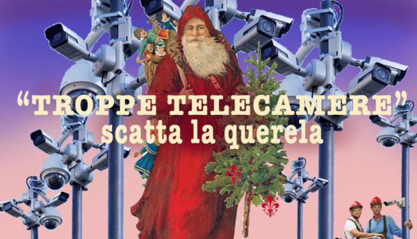 """""""Troppe telecamere"""". Babbo Natale querela il sindaco: è danno d'immagine"""