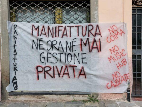 Lucca insorge contro lo scippo della ex Manifattura Tabacchi